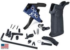 KE Arms DMR Drop-In Lower Parts Kit (BLK)