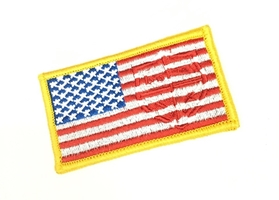 US Flag RWB Patch
